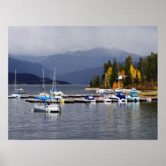 Colorado segelbåtar poster
