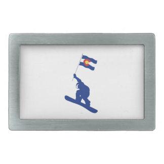 Colorado Snowboardflagga