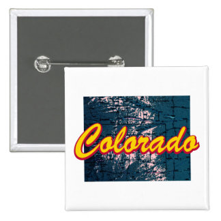 Colorado Standard Kanpp Fyrkantig 5.1 Cm