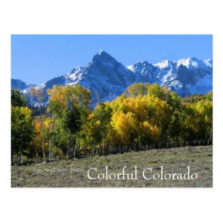 Colorado vykort