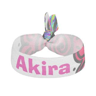 Colorfull för Akira hårtie mycket Hårband