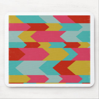 Colorfull mönster musmatta