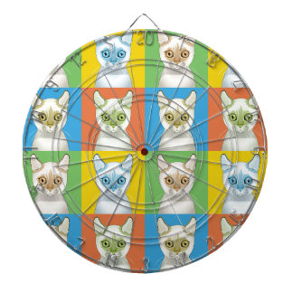 Colorpoint Shorthair kattPop-Konst Piltavla