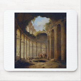Colosseum Rome av Hubert Robert Musmatta