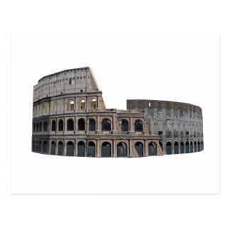 Colosseumen av Rome: 3D modellerar: Vykort