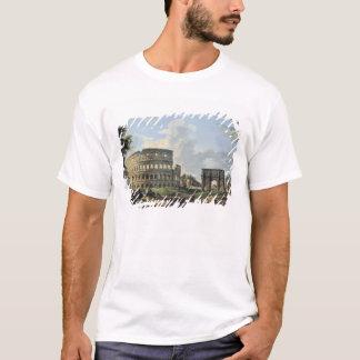 Colosseumen och bågen av Constantine Tröja