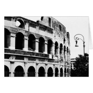 Colosseumen, Rome hälsningkort Hälsningskort