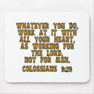 Colossians 3:23 musmatta