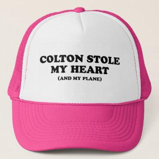 Colton stal min hjärta… keps