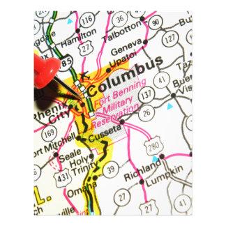 Columbus Ohio Brevhuvud
