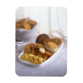 Combo frukost magnet