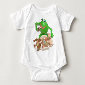 Comedy_frog_and_money_chest.png Tee