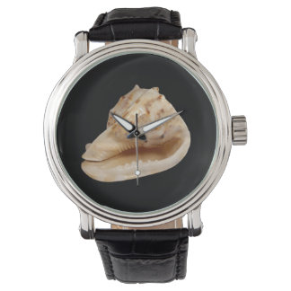 Conchsnäckaklocka Armbandsur