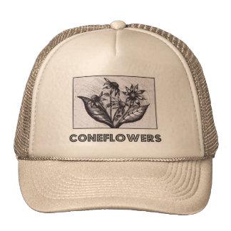Coneflowers Mesh Kepsar