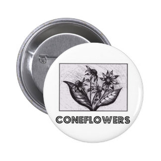 Coneflowers Nål