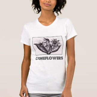 Coneflowers T Shirts