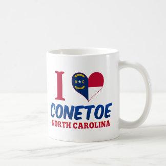 Conetoe North Carolina Kaffemugg