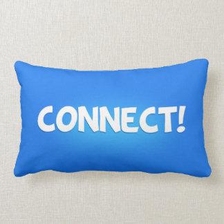 Connect knäppas kudder lumbarkudde