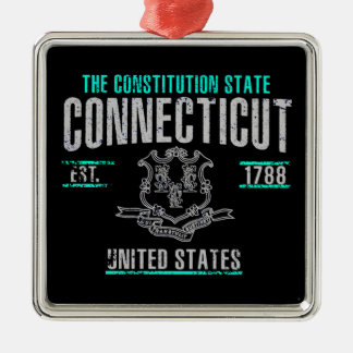 Connecticut Julgransprydnad Metall