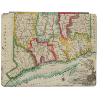Connecticut karta iPad skydd