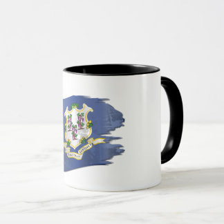 Connecticut mugg