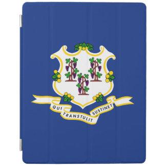 Connecticut statlig flagga iPad skydd