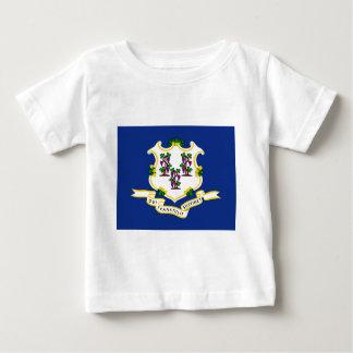 Connecticut statlig flagga tröja