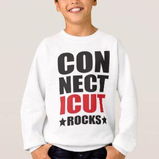 Connecticut stenar! Statliga andegåvor och dräkt T Shirts
