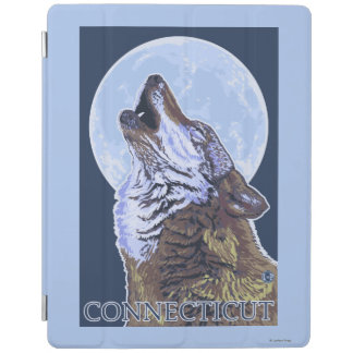 ConnecticutHowling varg iPad Skydd