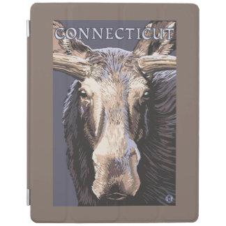 ConnecticutMoose upp slut iPad Skydd