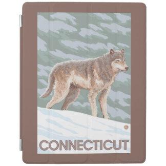 ConnecticutWolf plats iPad Skydd