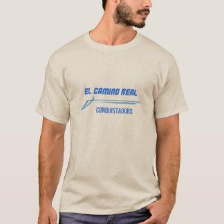 Conquistadors för El Camino Real T-shirts