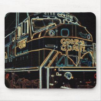 Conrail kvalitets- 1976 - 1999, SD-80MAC #4118 Musmatta