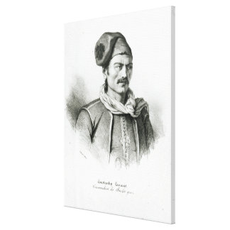 Constantine Kanaris Canvastryck