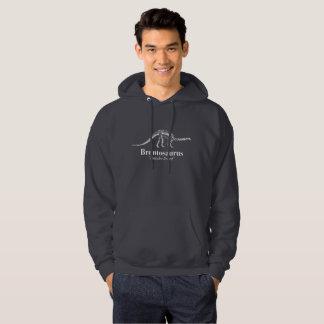 Coola för skelett för Dinosaur för Sweatshirt