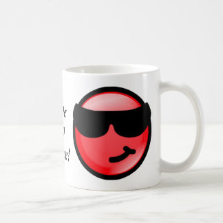 Coola-Rött Kaffemugg