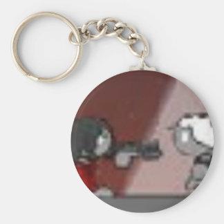 coola rund nyckelring