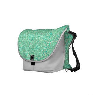 Coolan bevattnar messenger bag -2 (Med)