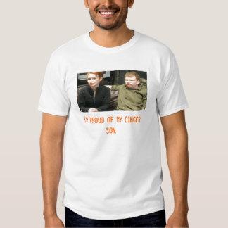 coppermom1 I-förmiddag som är stolt av min ljust Tshirts