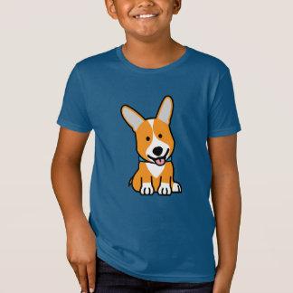 CorgiCorgis förföljer den walesiska lyckliga T Shirt