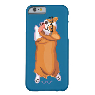 Corgien Sploot Barely There iPhone 6 Skal