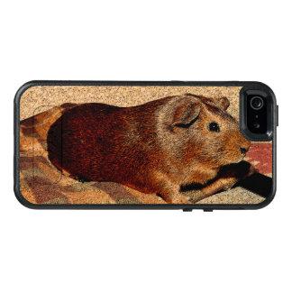 Corkboard Lookförsökskanin OtterBox iPhone 5/5s/SE Skal