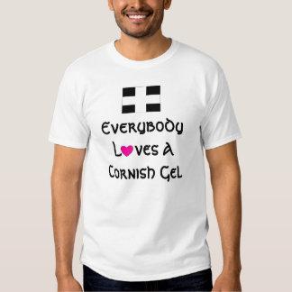 Cornish Gel Tshirts