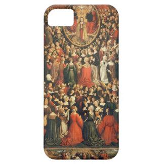 Coronation av oskulden, 1513 (olja på panel) iPhone 5 Case-Mate skydd