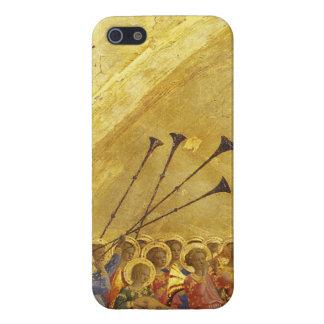 Coronation av oskulden iPhone 5 fodral