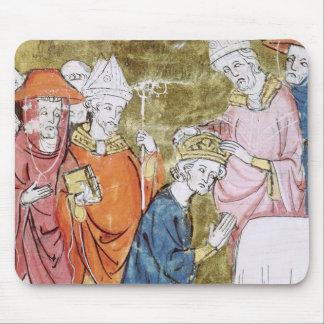 Coronationen av kejsaren Charlemagne Musmatta