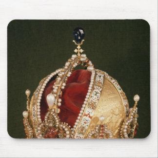 Coronationkrona av Rudolph II, c.1576 Musmatta