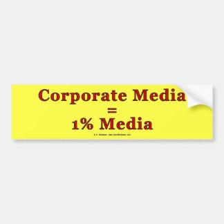 CorpMediaIs1PctMedia Bildekaler