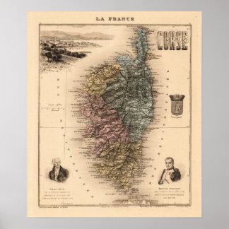 Corsica Poster