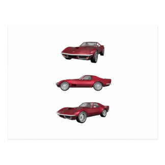 Corvette 1970: GodisApple fullföljande: Vykort